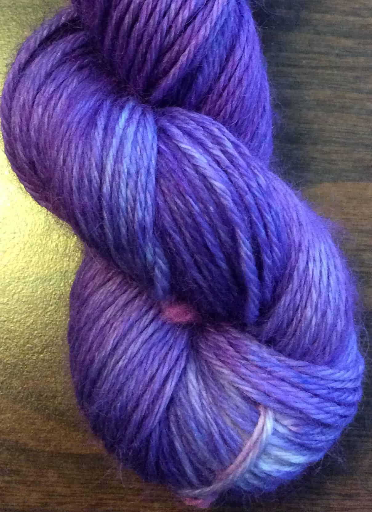 Merino Yarn : Joker (Superwash Merino) Lady Dye Yarns
